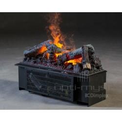 Kaseta Cassete 600 NH LL z efektem świetlnym 3D z pilotem Dimplex