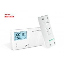 Auraton 2025 termostat tygodniowy przewodowy