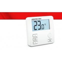 AURATON 3000 Dual Sensor termostat przewodowy