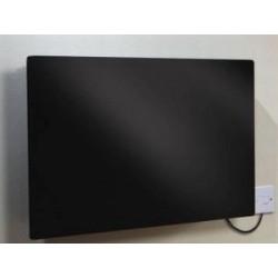 Girona (czarna) 075 Grzejnik panelowy szklany ze sterowaniem elektronicznym Dimplex 0,75 kW