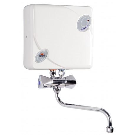 EPJ 3,5 Przepływowy elektryczny podgrzewacz wody jednofazowy Kospel OPTIMUS