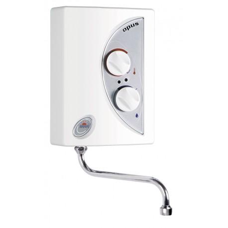 EPA- 8,6 CPU Przepływowy elektryczny podgrzewacz wody w wersji prysznicowo- umywalkowej Opus Kospel 8,6 kW